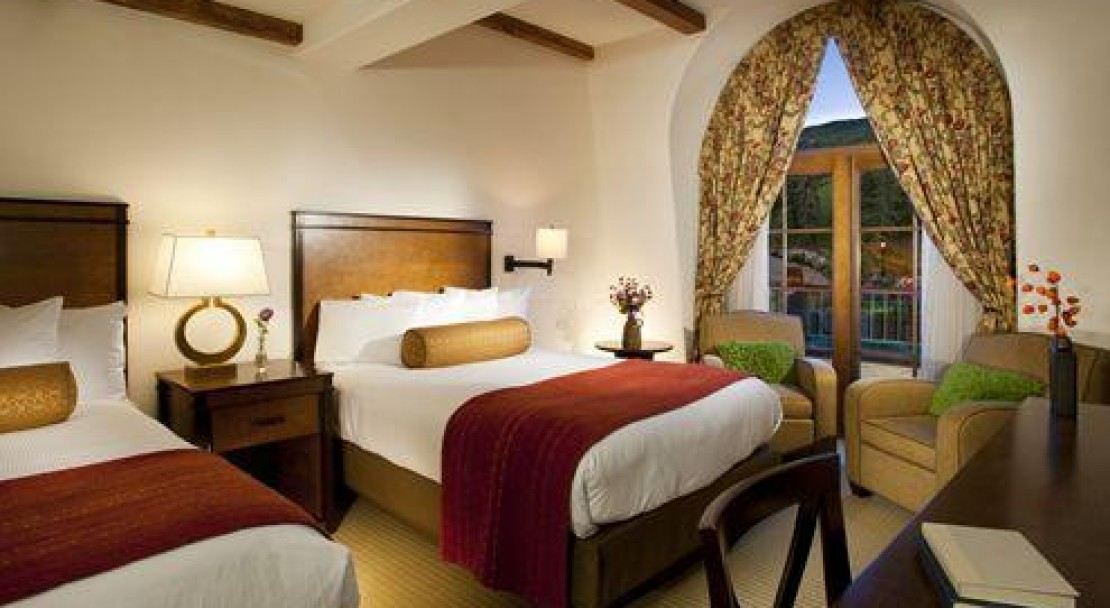 The Lupine Guestrooms in The Austria Haus, Vail Ski Resort