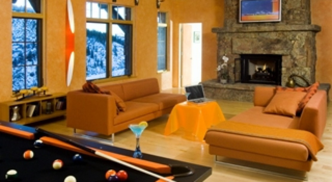 The Private Home Lounge at the Arrowhead Village - Beaver Creek
