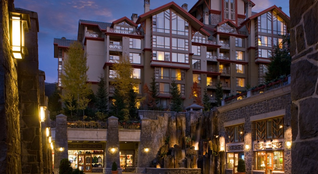 The Plaza at the Westin Whistler