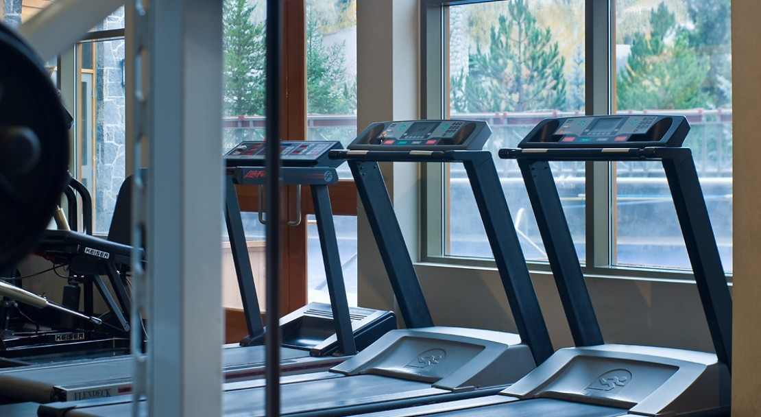 There is a fitness suite and a Spa with over 75 treatments available.