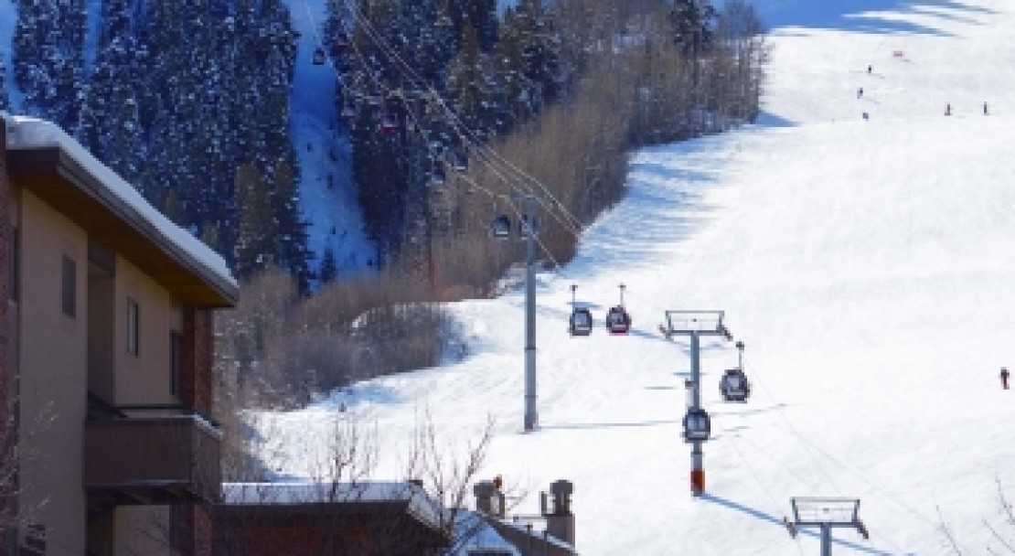 Aspen Square Gondola View