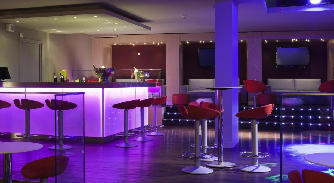 Hotel du Golf - Bar Le Swing - Les Arcs; Copyright: F RAMBERT