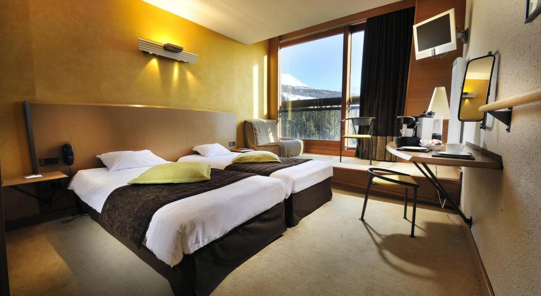Hotel du Golf - Superior room - Les Arcs