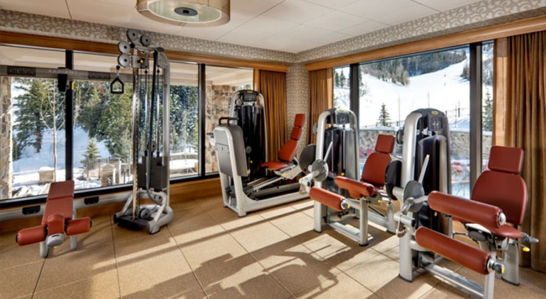 Fitness Suite at St Regis Deer Valley