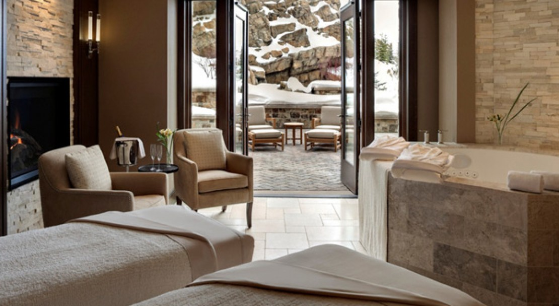 Spa Room at St Regis Deer Valley
