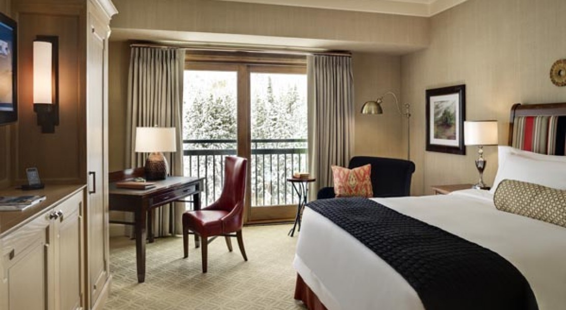 Superior Room at St Regis Deer Valley