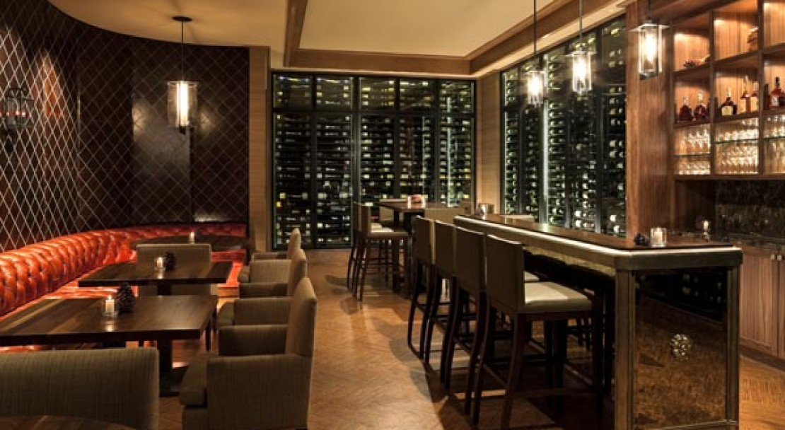 Wine Vault at St Regis Deer Valley