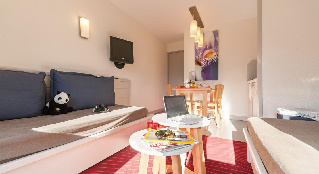 Apartment at Residence La Daille P&V
