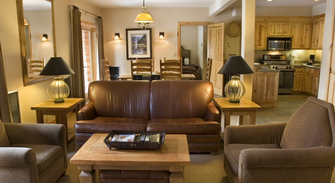 Mountain Lodge Telluride Two Bedroom Deluxe