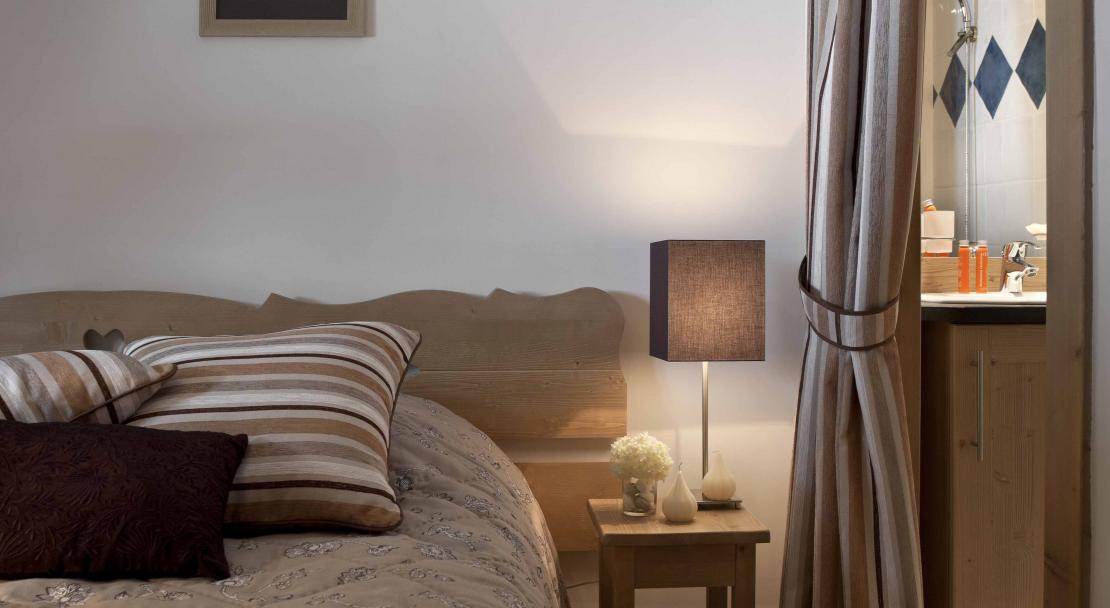 Sample bedroom - Le Jhana - Tignes