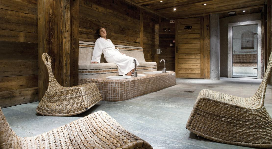 Spa at Hotel La Marmotte Les Gets