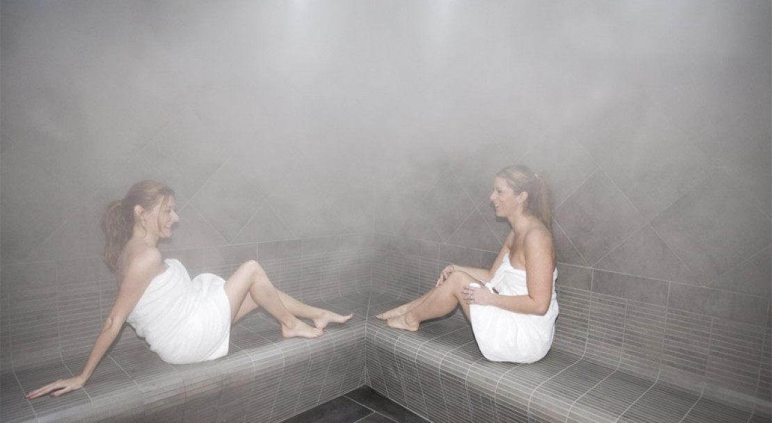 Hotel Samoyede - Steam Room - Morzine