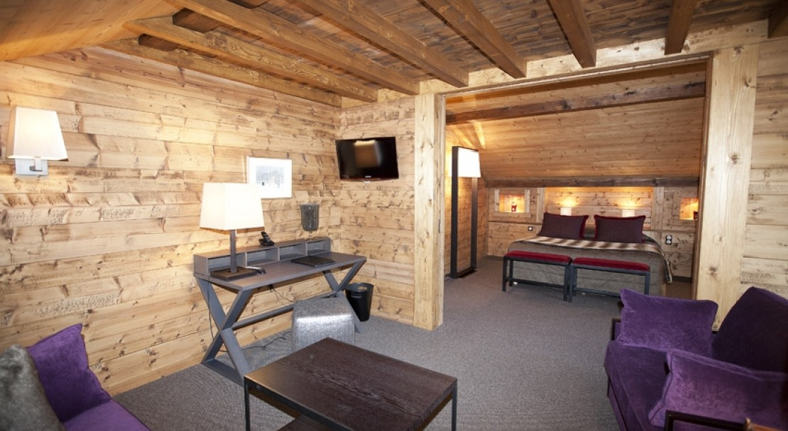 Hotel Le Samoyede - The Suite - Morzine
