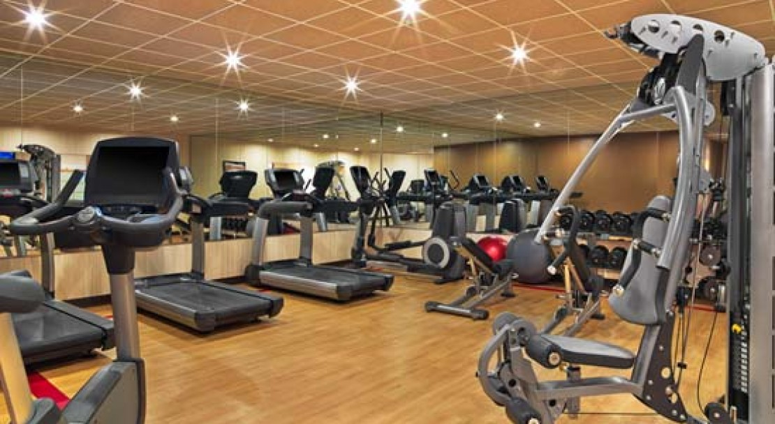 Gym at Sheraton Steamboat Resort - Steamboat