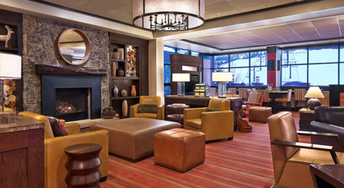 Saddles Lounge at Sheraton Steamboat Resort - Steamboat