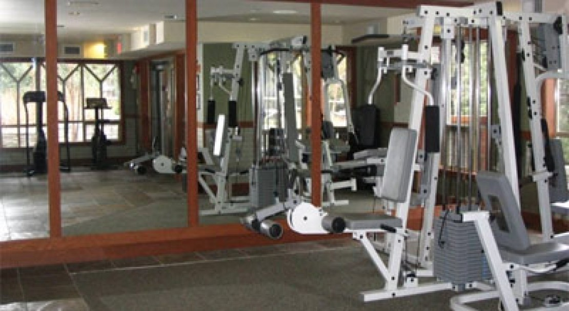Gym - Horstman House - Whistler