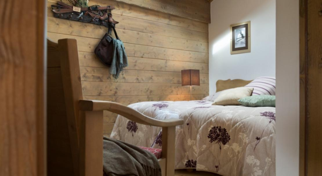 Le Telemark, Tignes, Double Bedroom