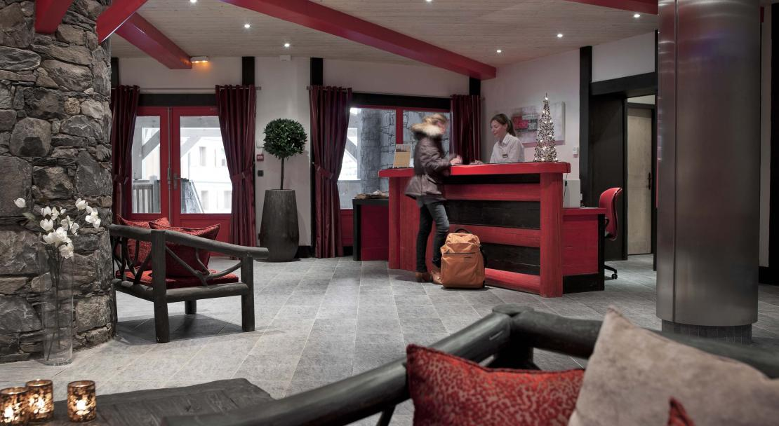 Le Telemark, Tignes, Apartment Communal Lounge