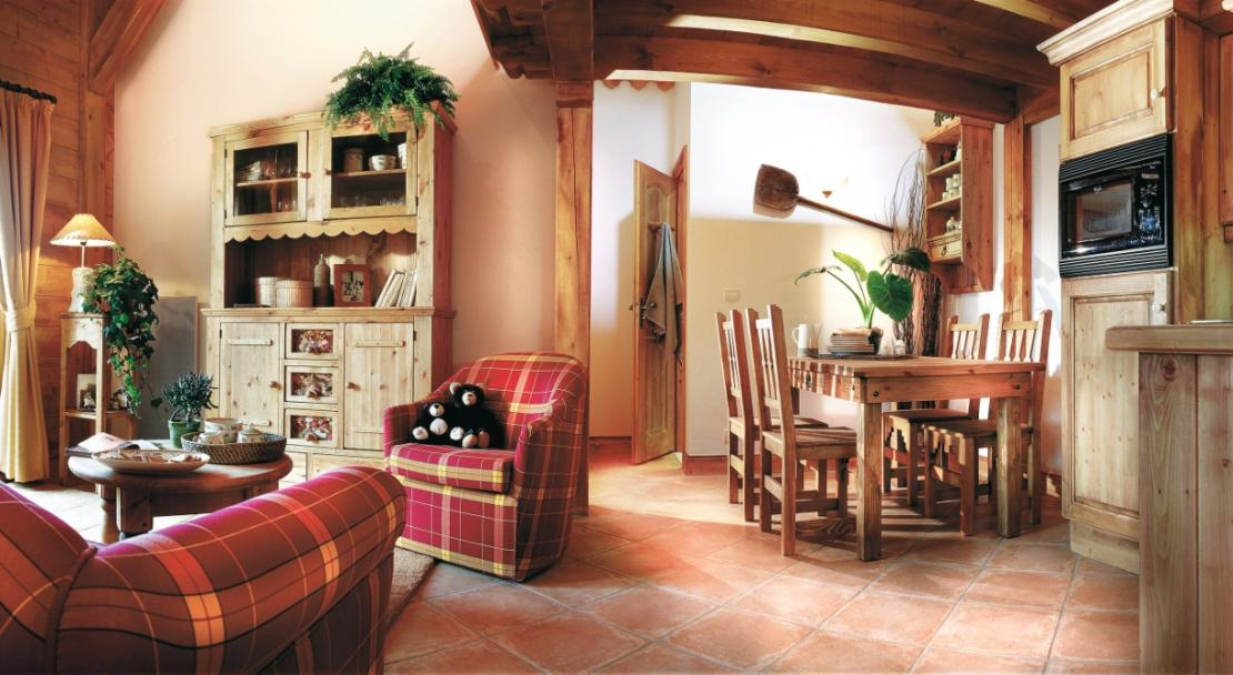 Apartment in Les Alpages De Champagny