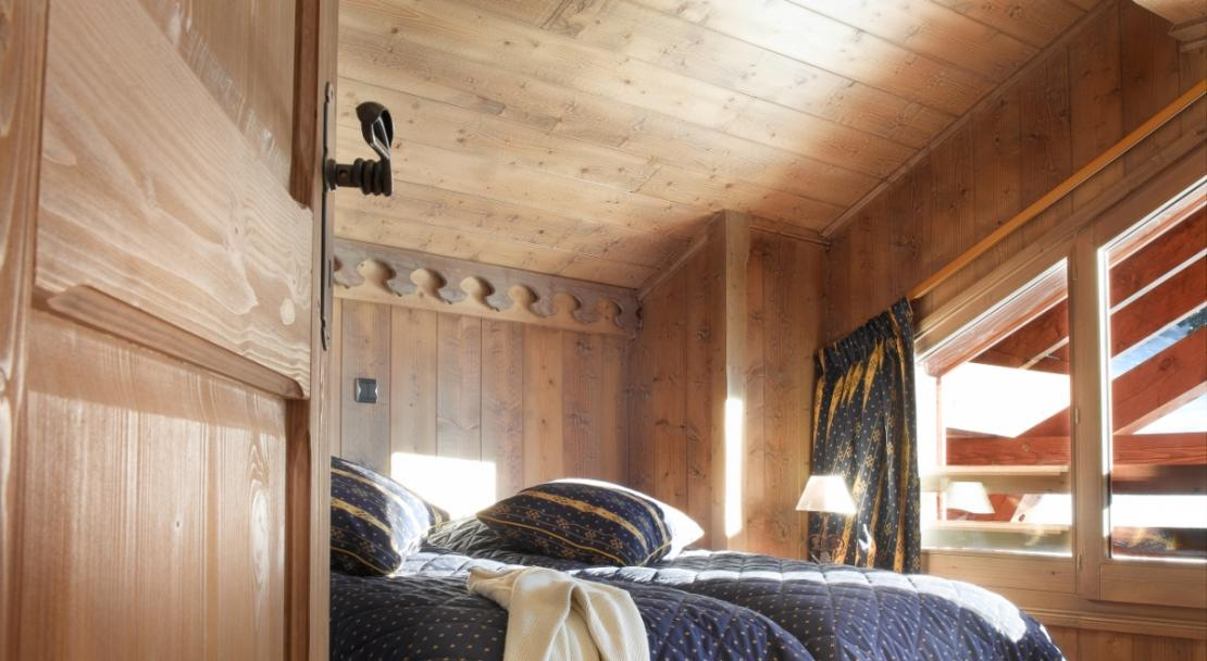 Room in Les Alpages De Champagny