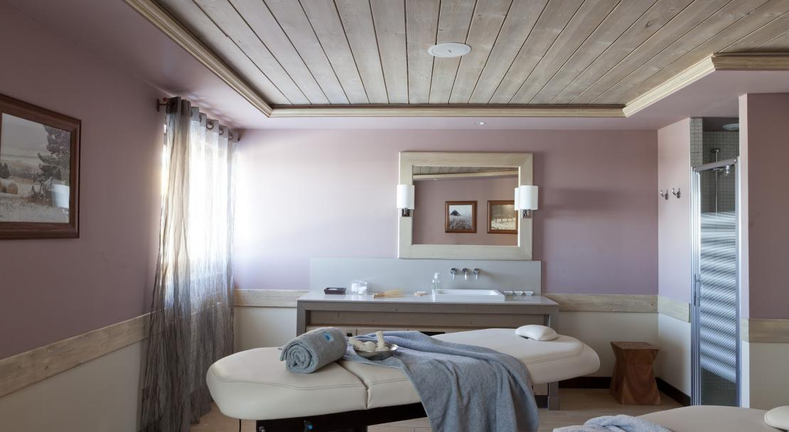 Treatment rooms in L'Amara, Avoriaz