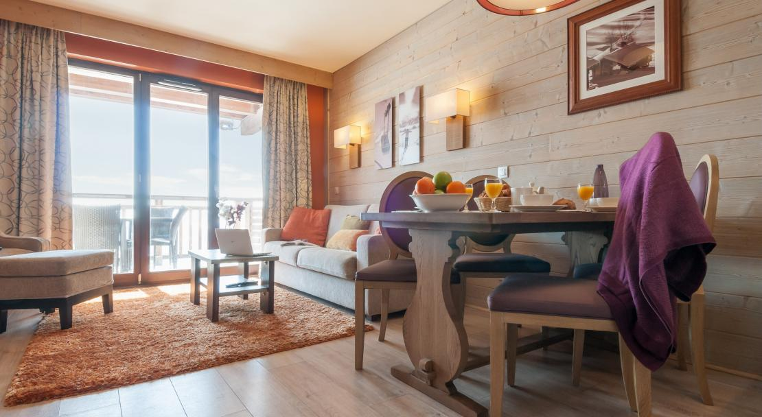 Living Room in L'Amara Avoriaz