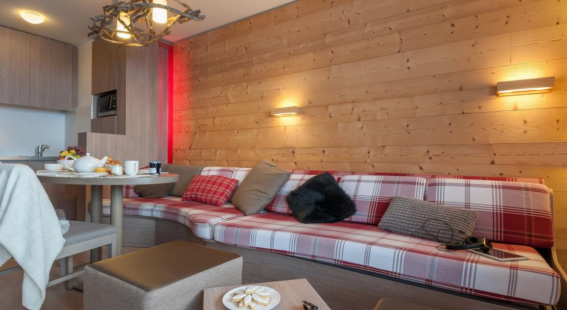 Apartment in Les Crozats Avoriaz