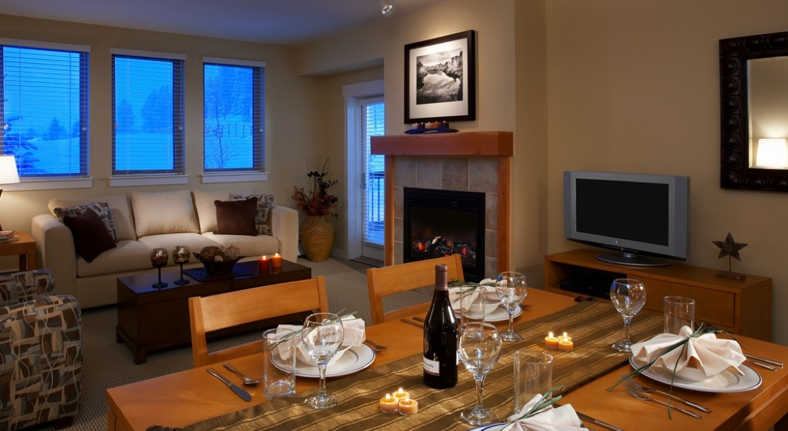 Dining Room - Founders Point Frasers Crossing - Winter Park Ski Resort