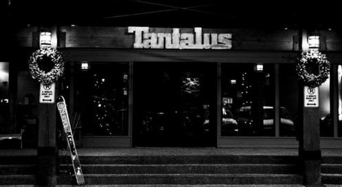 The Entrance to Tantalus Lodge - Whistler - Canada
