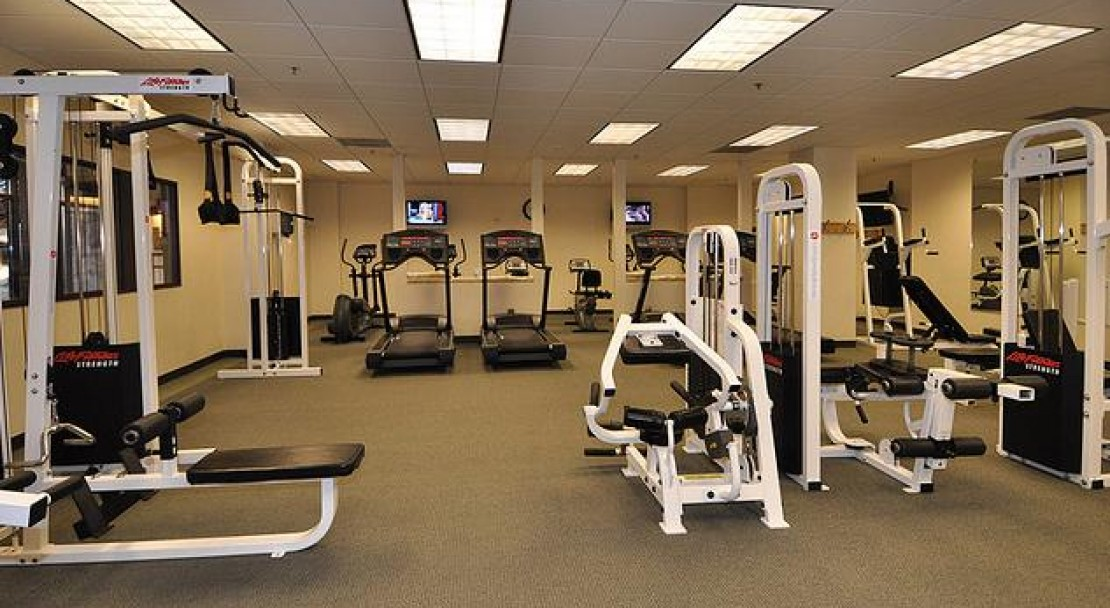 The Gym - The Grand Summit Hotel - The Canyons - USA