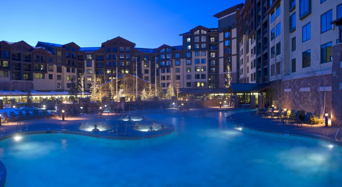 Dive into bliss at the Grand Summit Hotel - The Canyons - USA
