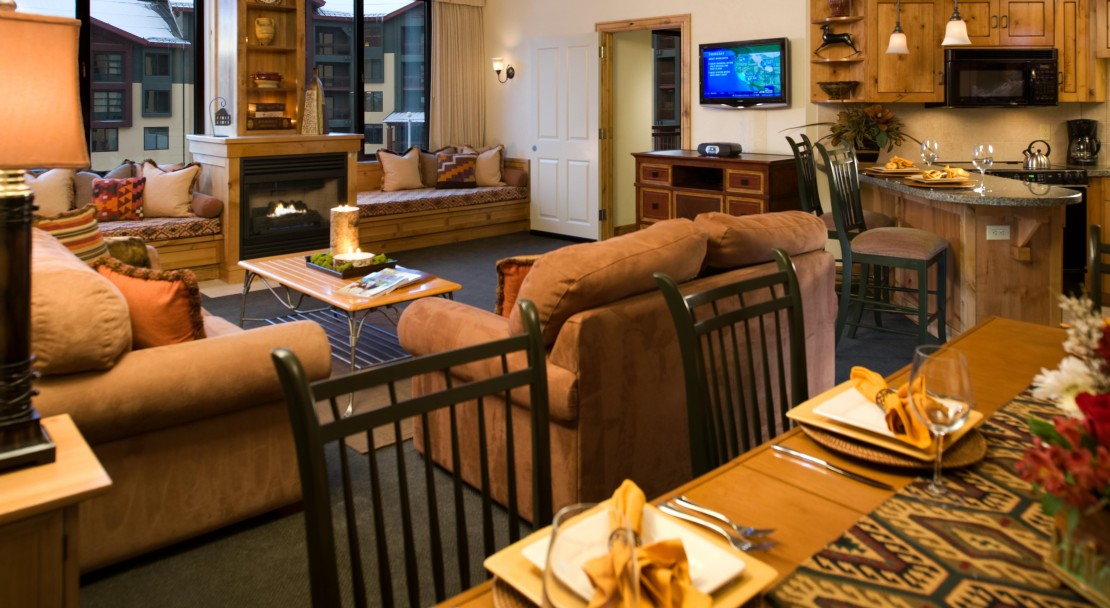 A Suite - The Grand Summit Hotel - The Canyons - USA
