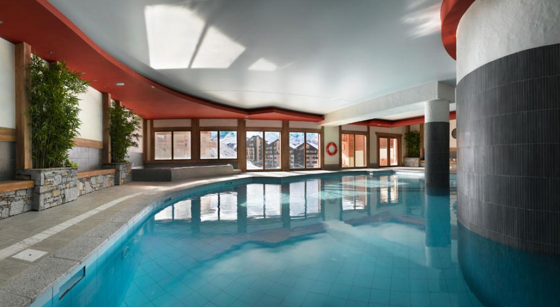 Swimming Pool - Les Clarines - Les Menuires