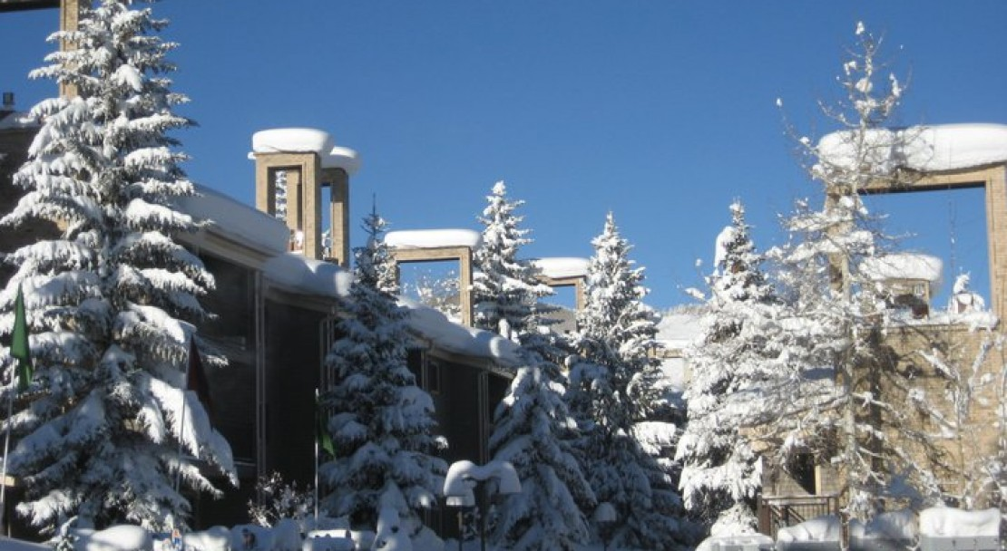 Another view of the Timerbline Condos in Aspen Snowmass - USA