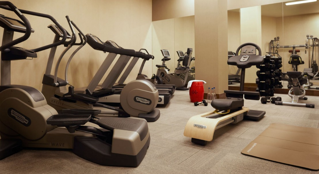 Gym at the Viceroy Snowmass