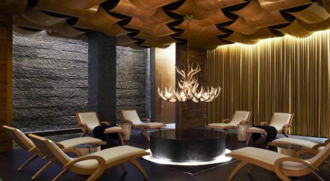 The Relaxation Room at the Spa - Viceroy Snowmass - USA