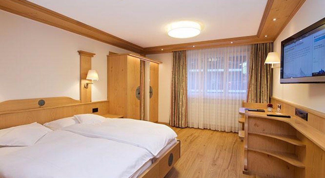 Junior Suite - Hotel Couronne - Zermatt