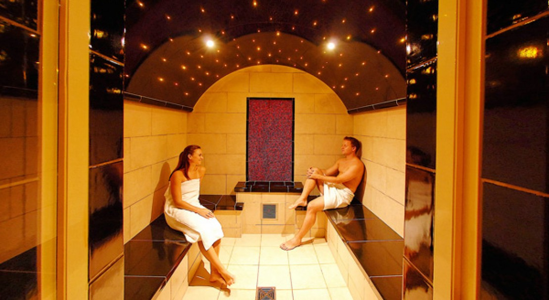 Hammam at the Ramada Hotel Regina Titlis