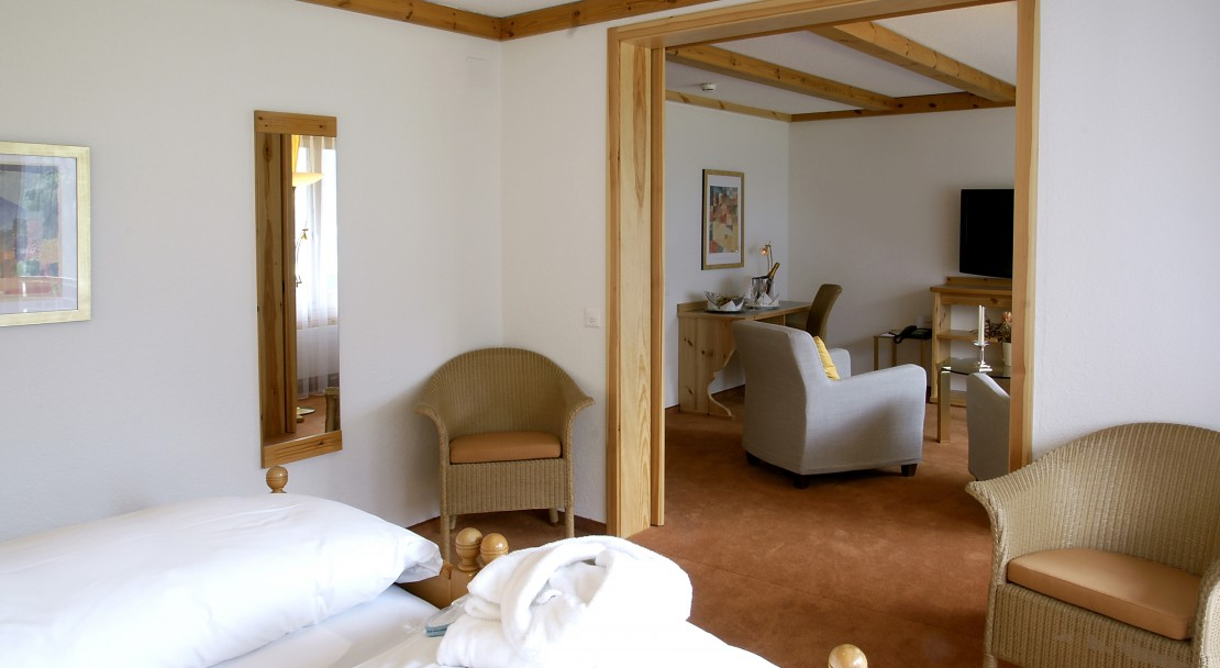Junior Suite in Hotel Sunstar in Grindelwald