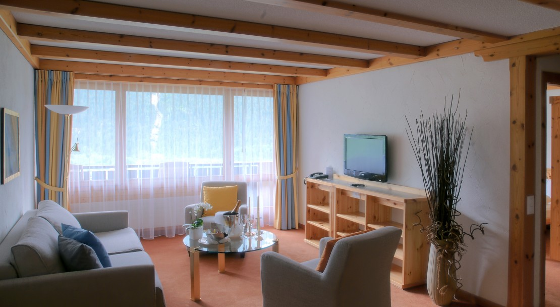 Superior Suite in Hotel Sunstar Grindelwald