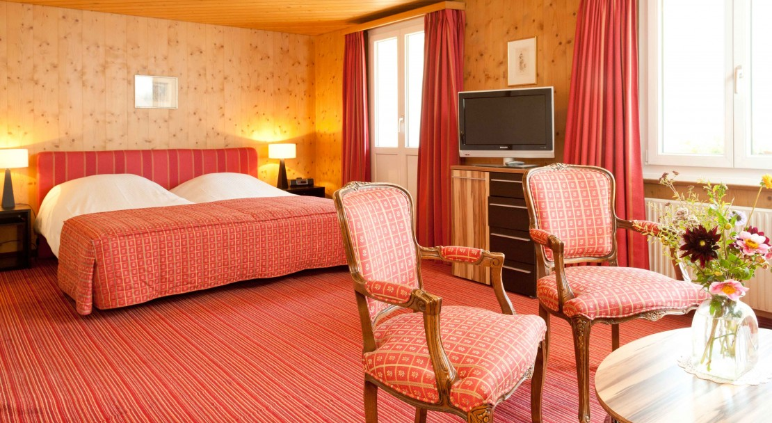 Bedroom Kreuz Hotel Kreuz und Post Grindelwald