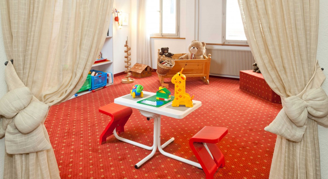 Hotel Kreuz und Post Grindelwald Kids Room