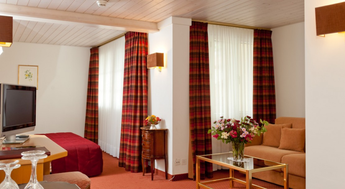 Kreuz und Post Grindelwald Bedroom