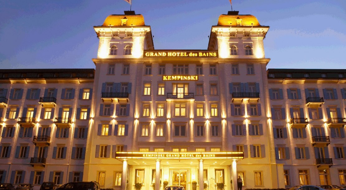 Kempinski grand hotel des bains st moritz powderbeds for Grand hotel des bain