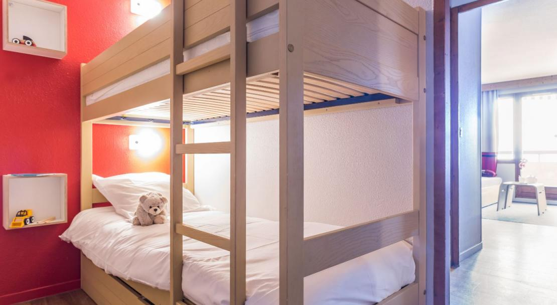Bunkbeds L'Ours Blanc; Copyright: P&V