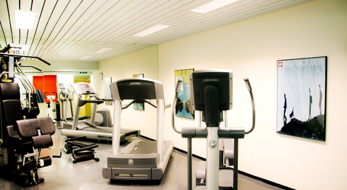 The Gym - Hotel and SPA Victoria-Lauberhorn - Wengen