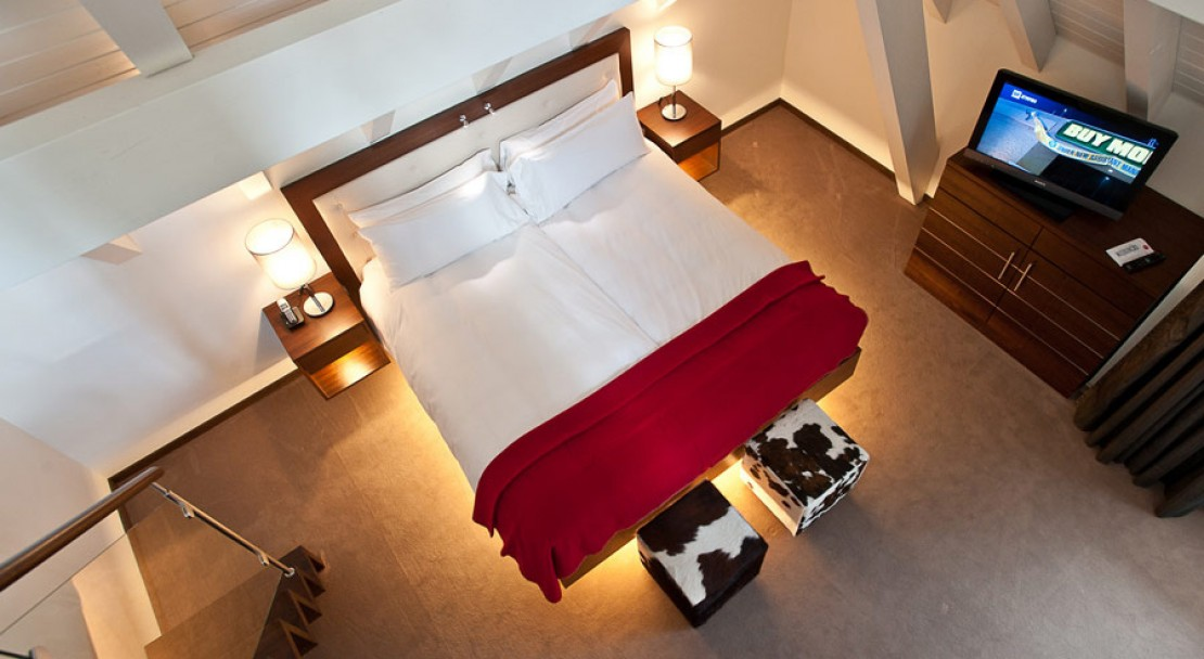 A Double Suite - The Cambrian - Adelboden