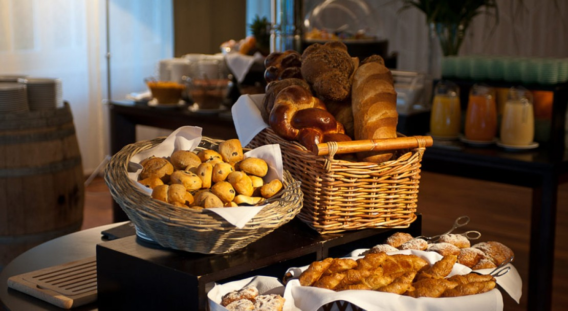 Breakfast - The Cambrian - Adelboden