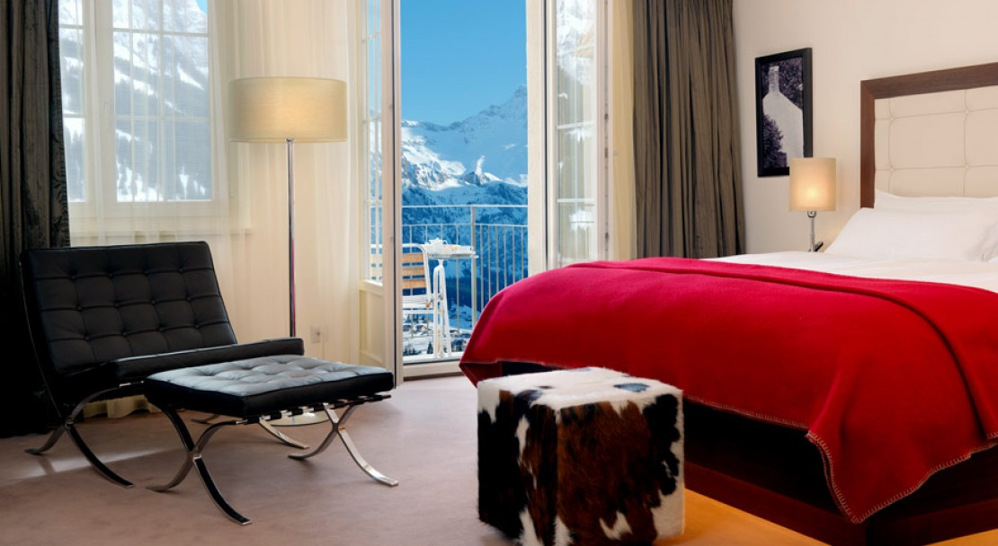 Bedroom - The Cambrian - Adelboden