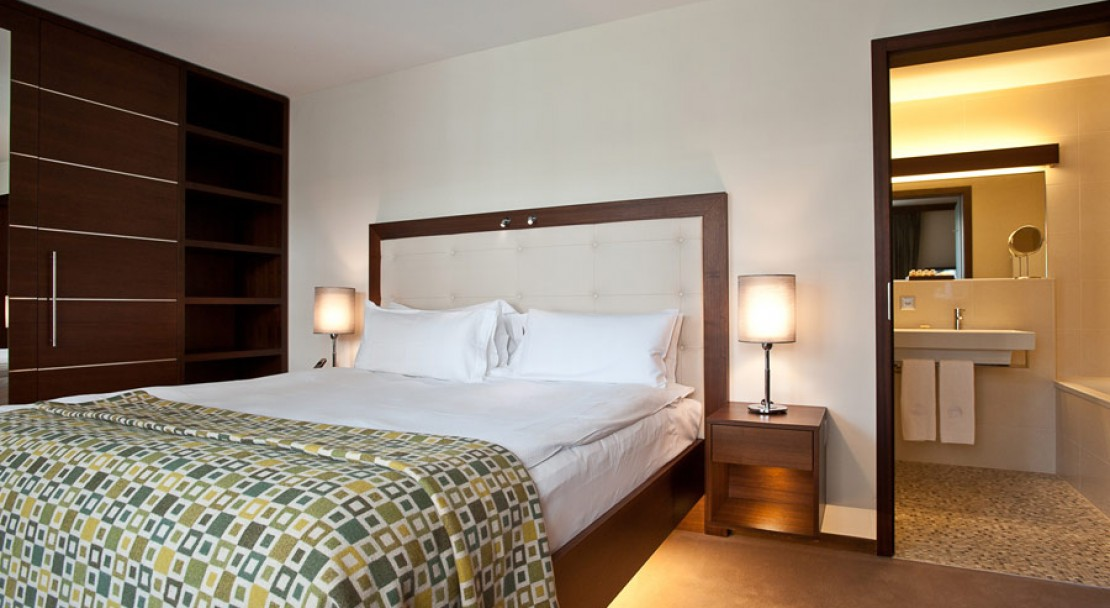 Double Room - The Cambrian - Adelboden